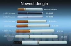 Italy siết chặt quy định về việc mua thuốc lá điện tử