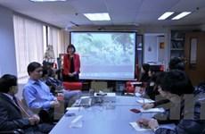 Giao lưu hữu nghị sinh viên Hong Kong-Việt Nam