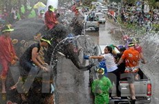 Thái tăng cường kiểm soát an toàn dịp lễ Songkran