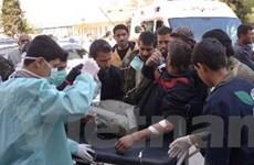 Iran phản đối việc sử dụng vũ khí hóa học ở Syria