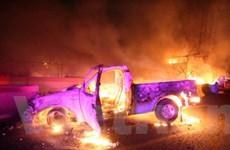 Số nạn nhân chết trong vụ nổ xe bồn lên 24 người