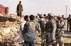 Mỹ muốn duy trì 9 căn cứ quân sự tại Afghanistan