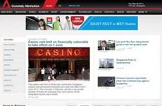 Singapore thắt chặt kiểm soát các website tin tức