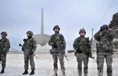 Trực thăng quân sự Mỹ rơi gần biên giới Triều Tiên