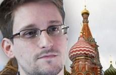 """Nga vẫn ra tuyên bố """"úp mở"""" về số phận Snowden"""