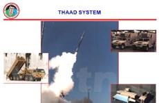 Hoa Kỳ thử thành công hệ thống phòng thủ THAAD