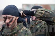 Các đơn vị đặc nhiệm Nga có thể hiện diện tại Syria