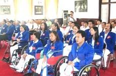VN quyết vào top 3 Đại hội Thể thao khuyết tật