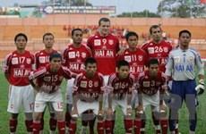 """Sài Gòn United """"nối gót"""" STN Quảng Ngãi xuống hạng"""