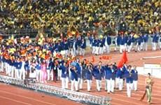 Thể thao VN xuất quân tham dự SEA Games 25