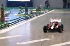 """Khai mạc giải đua ôtô mô hình """"Vượt lên phía trước"""""""
