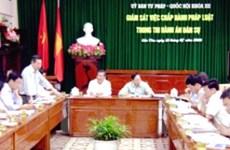 Quốc hội khóa XII đã ghi dấu ấn trong lòng cử tri