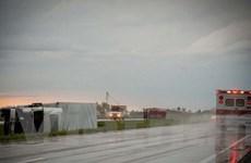 Lốc xoáy giết chết 5 người ở miền trung nước Mỹ