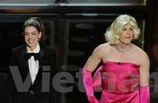"""""""The King's Speech"""" thắng lớn với bốn giải Oscars"""
