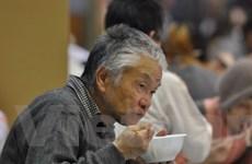 Tô phở Việt ấm lòng nạn nhân sóng thần tại Nhật