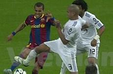 """Mourinho đã """"chơi dao"""""""