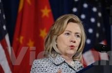 Ngoại trưởng Mỹ không coi Trung Quốc là đe dọa