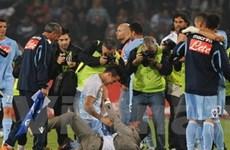 Napoli dự Champions League, Sampdoria rớt hạng