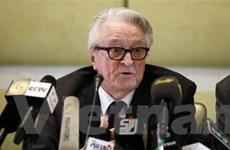 Cựu Bộ trưởng Pháp tới Libya để bảo vệ Gaddafi