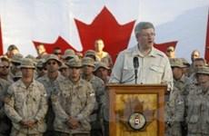 Thủ tướng Canada bất ngờ tới thăm Afghanistan