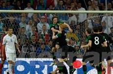 Italy phơi áo trước Ireland của HLV Trapattoni
