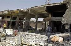 Đánh bom liên hoàn tại Iraq, 23 người thiệt mạng