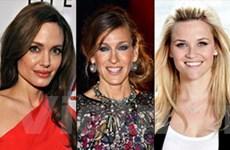"Jolie, Parker nhận cátxê ""khủng"" nhất Hollywood"