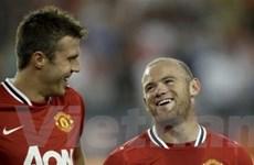 """Rooney lập hat-trick giúp M.U đại thắng """"7 sao"""""""