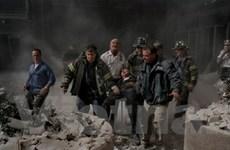Các bức ảnh chưa từng được công bố về vụ 11/9