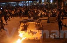 Ai Cập: Đụng độ tại Cairo làm 23 người thiệt mạng