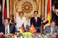 Báo Đức đề cao quan hệ đối tác chiến lược Đức-VN