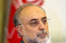 """""""Mỹ đã gửi 1 bức thư đề xuất đàm phán với Iran"""""""