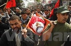 "Israel ""phạt"" Palestine"
