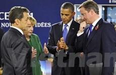 Kết thúc Hội nghị Thượng đỉnh G20: Vỗ tay dè dặt