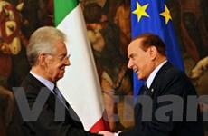 "Berlusconi hát ""sến"""