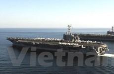 Nga, Mỹ điều tàu chiến tới điểm nóng Trung Đông
