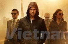 """Tom Cruise khôi phục thanh danh với """"Điệp vụ 4"""""""