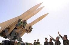 Hải quân Iran bắt đầu tập trận ở Eo biển Hormuz