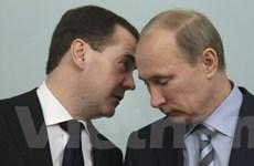 Putin bác tin thành quyền Tổng thống trước bầu cử