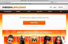 Chủ trang Megaupload bị bắt vì vi phạm bản quyền