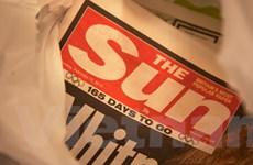 Murdoch chỉ trích vụ bắt các phóng viên tờ The Sun