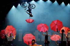 Gánh xiếc Cirque du Soleil dừng biểu diễn ở Macau