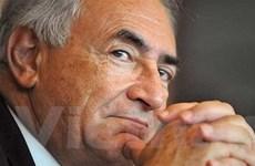 Strauss-Kahn lại bị bắt