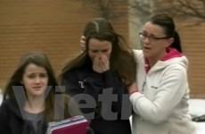Lại xả súng tại trường trung học Mỹ, 1 người chết