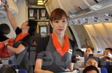 Người chuyển giới Thái làm... tiếp viên hàng không