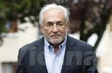 Ông Strauss-Kahn bị truy tố vì dính tới gái gọi