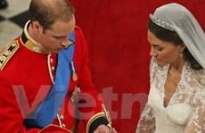 William-Kate chưa vội sinh con cho Hoàng gia Anh?