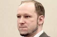 Sát thủ Na Uy Breivik đủ năng lực nhận thức hành vi