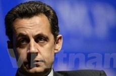 Khám xét nhà ở của cựu tổng thống Pháp Sarkozy