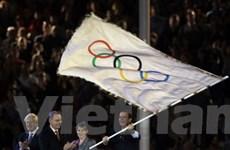 Tiệc âm nhạc hoành tráng bế mạc Olympic London